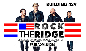 Rock The Ridge
